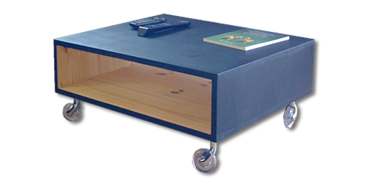 table basse mobile